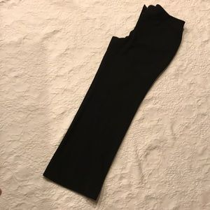 ALFANI black dress slacks Sz 10P.